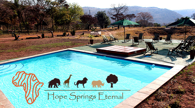 HOPE SPRINGS ETERNAL GAME LODGE, BELA-BELA