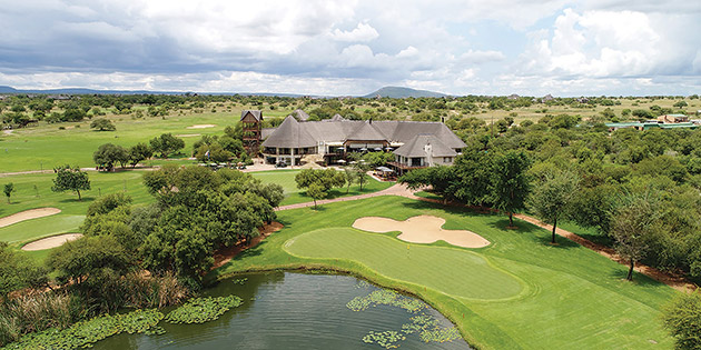 PROTEA ZEBULA LODGE, GOLF COURSE & SPA